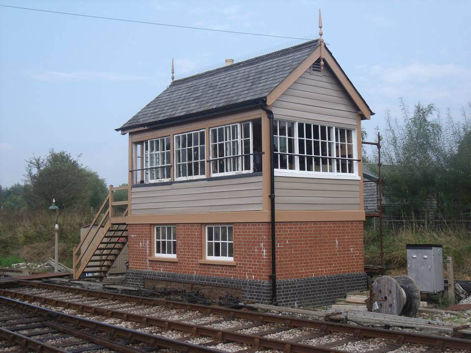 Ashburton Junction Signal Box