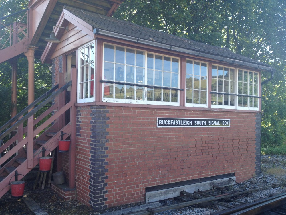 Buckfastleigh South Signal Box